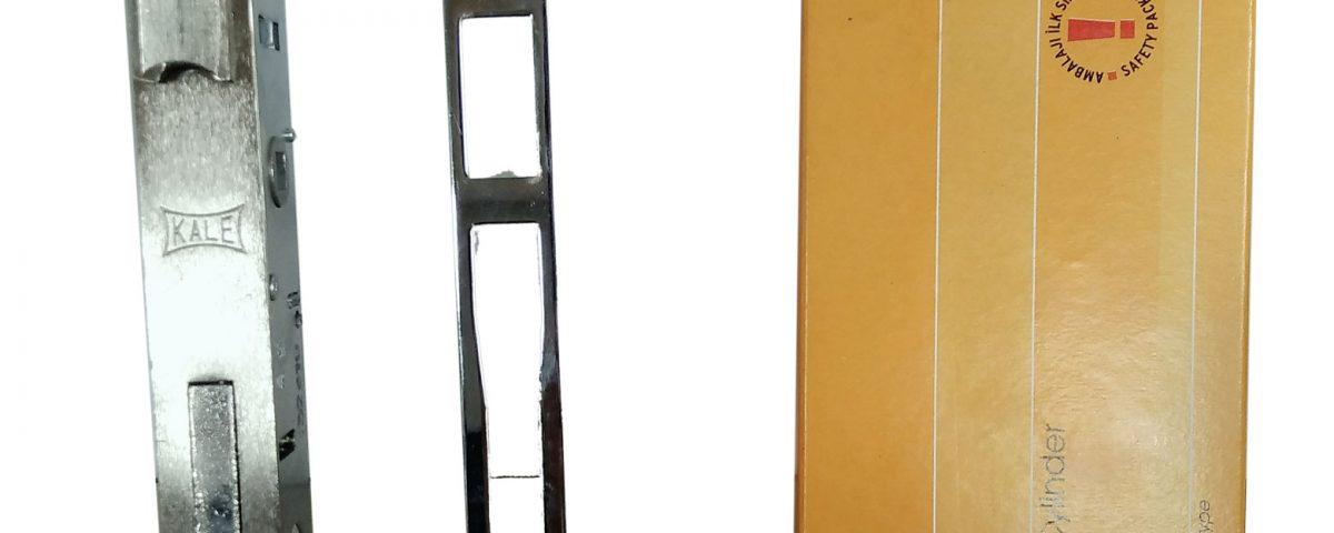 Брава за Алуминиева врата KALE 1