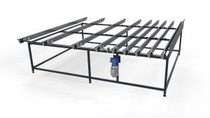 Допълнителна линия за машина за производство на дограма