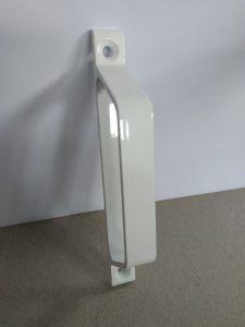 Дръжка D алуминиева