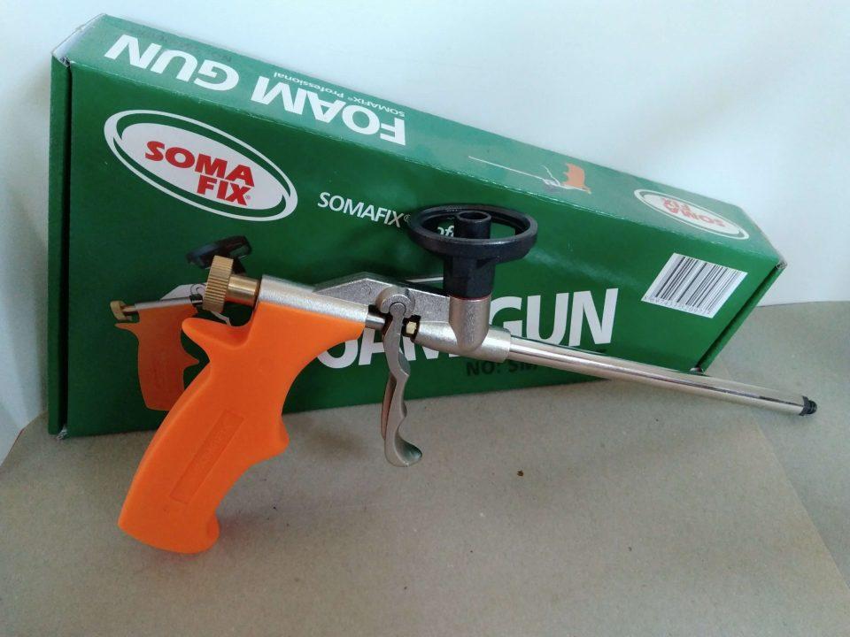 Пистолет за пяна SOMA FIX