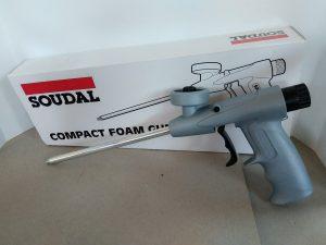Пистолет за пяна SOUDAL