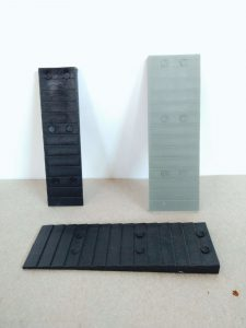 Подложка стъклопакет степенчата 24мм и 32мм