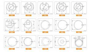 Профили за кръгла система 1