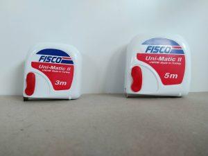 Ролетка FISCO 3м и 5м