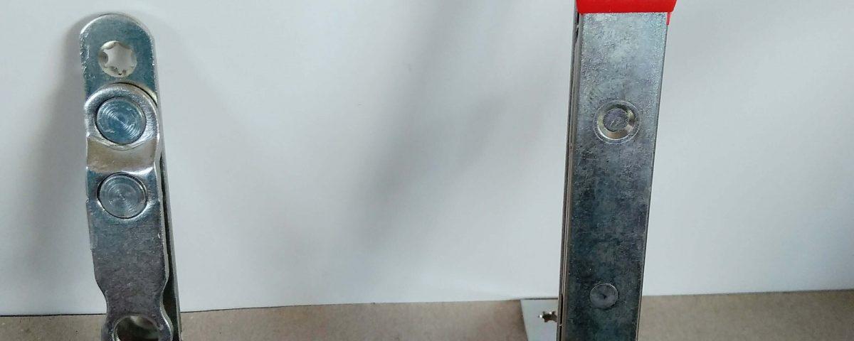 Сюрме малко Vorne Сюрме голямо REZE за PVC врата