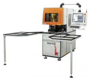 CNC чистачка за ПВЦ дограма