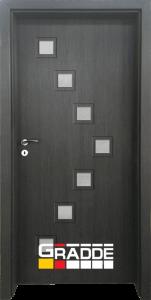 Немска интериорна врата Gradde Zwinger, Череша Сан Диего