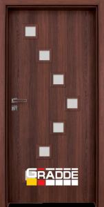 Немска интериорна врата Gradde Zwinger, Шведски дъб