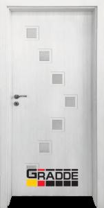 Немска интериорна врата Gradde Zwinger, Сибирска Лиственица