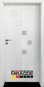 Немска интериорна врата Gradde Zwinger, модел 2, Сибирска Лиственица