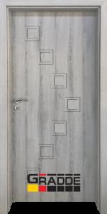 Немска интериорна врата Gradde Zwinger, модел 2