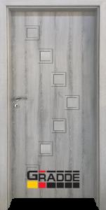 Немска интериорна врата Gradde Zwinger, модел 3