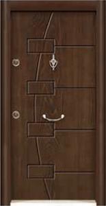 Турска интериорна врата Рустик панел 1267