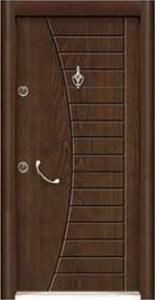 Турска интериорна врата Рустик панел 1268