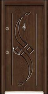 Турска интериорна врата Рустик панел 1274