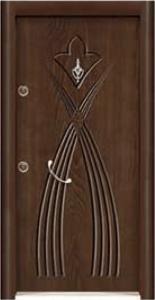 Турска интериорна врата Рустик панел 1275