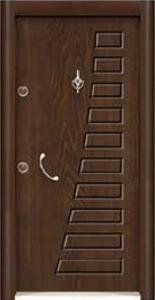 Турска интериорна врата Рустик панел 1280