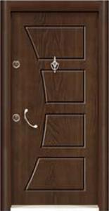 Турска интериорна врата Рустик панел 1284