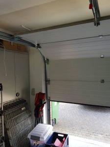 Секционна гаражна врата - 29.08.2018